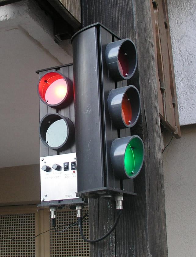 Wunderbar Wie Man Eine Ampel Verkabelt Fotos - Elektrische ...